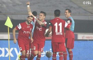 Match Report: Lions and Highlanders share spoils as Delhi defence diffuses NEUFC domination