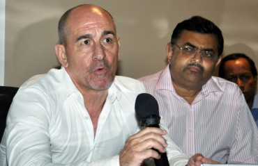 Habas blasts referee, says NEUFC won thanks to a