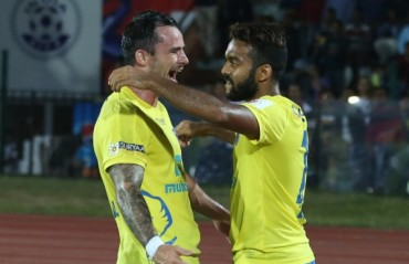 MATCH REPORT: Brace from Dagnall helps Kerala blast their way back into the title race