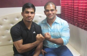#TFGInterview: Wrestling runs in the family; aim is to win Olympic medals, says Yadav