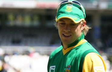 AB de Villiers blessed with a baby boy