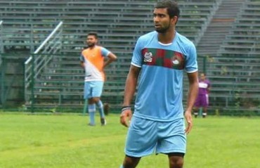 U-23 MLS player Kean Lewis on trial at Mohun Bagan