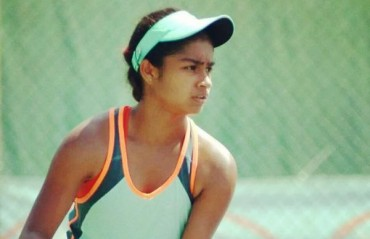 #TFGinterview: I will focus on more ITF tourneys & junior Grand Slams in 2016: Mihika