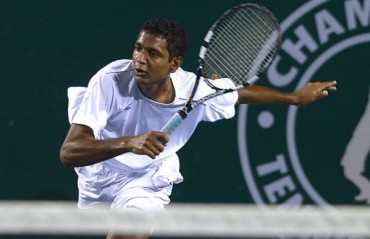 #TFGInterview: Apart from his booming serves, Ramkumar working on his backhand & strength