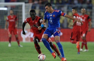 Half Time Report: Highlanders dominate Gaurs who defend hard to keep it goalless at Fatorda