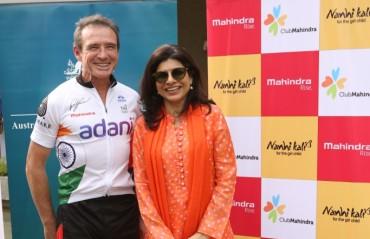 Australian marathon runner to run the length of India