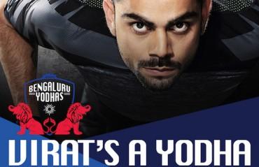 Virat Kohli joins PWL bandwagon; co-owns team Bengaluru Yodhas