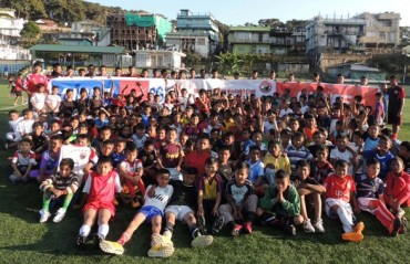 Shillong Lajong Grassroots Festival Unfurled In Mawlai