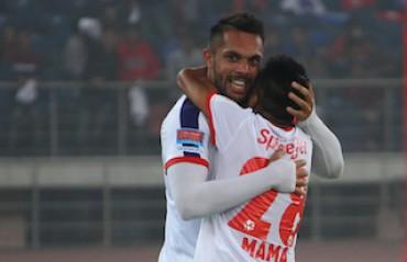 Half-Time Report: Robin break-through gains Delhi an edge over Goa in first half
