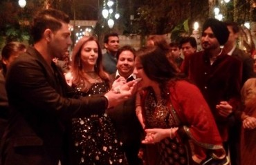 Yuvi turns 34 -- wishes pour in from all corners; watch the celebrations
