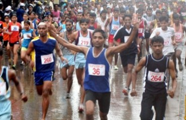 Over 6,500 participants in Kolkata 25K run