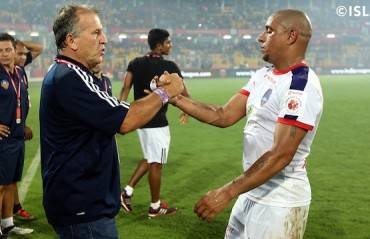 #TFGtake - The Last Samba: ISL the stage for two Brazilian greats to fight it out one last time