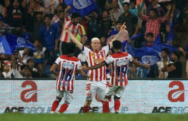 Atletico look to turn the tables against Chennayin