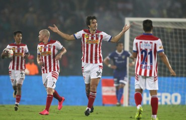 Half Time Report: ATK dominate & take lead; miraculous 2nd half comeback on the cards?