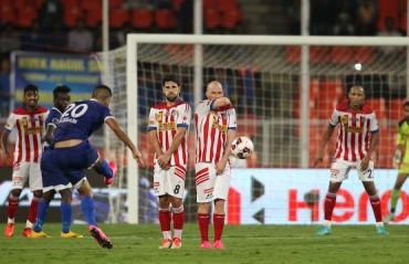 Lack of ethics towards end ruined the game, says Atletico de Kolkata striker Iain Hume