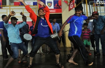 CLASSIC CONTEST: An epic night for Indian football -- let the rhythm take you