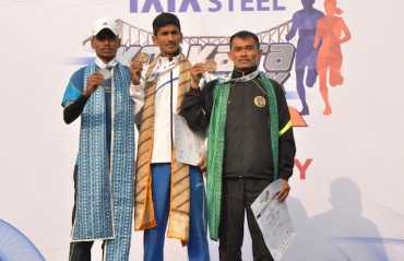 Sudha Singh and Elam Singh clinch Tata Steel Kolkata 25K 2015 Titles