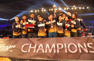 Mumbai crush Haryana to win inaugural PWL title
