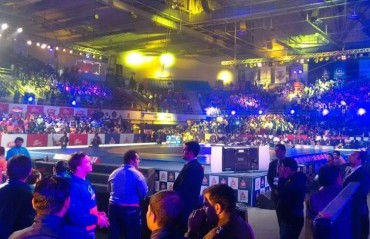 Ruckus and commotion takes centre stage at PWL finale