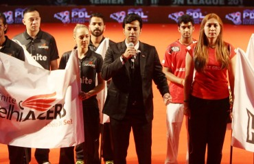 Premier Badminton League commences with a gala Opening Ceremony