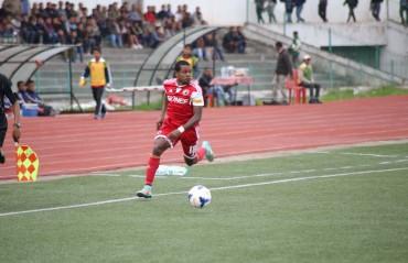 Shillong Lajong have re-signed Penn Orji for the upcoming  I-League season