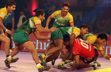 Patna Pirates secure first win in home leg