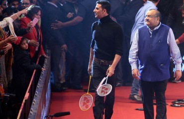 SMASHING STARS: Akshay, Abhishek, Riteish to face-off on court in PBL finale