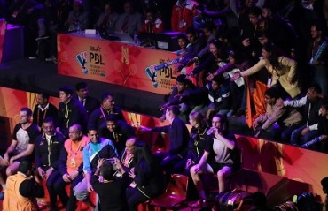 Full house at PBL final, but no closing ceremony