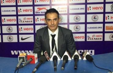 #TFGinterview: Aizawl FC coach rues lack of telecast, confident they'll win next 2 home games