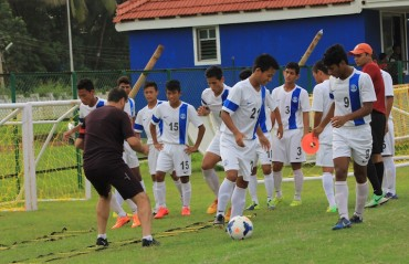 Shillong Lajong to organise match between NorthEast XI & India U17 squad