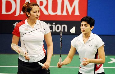 New hope for Indian doubles in badminton