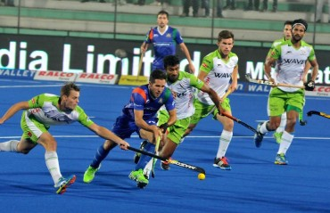 Delhi Waveriders register their second win by beating UP Wizards 3-1