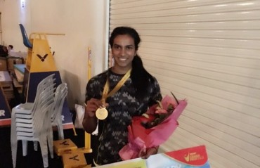 Sindhu clinches second Malaysia Masters GPG title