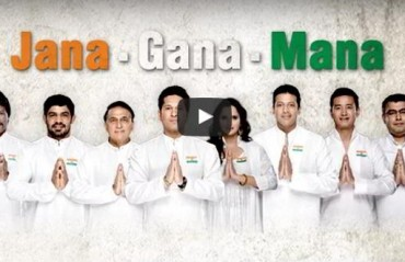 WATCH: Special version of Jana-Gana-Mana by Indian sporting legends for Republic Day