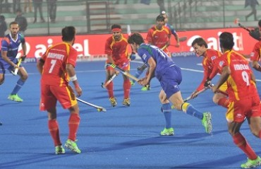 Ranchi down Punjab for 3rd consecutive win in HIL