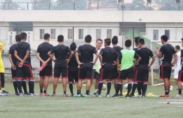 Shillong Lajong FC kick starts its preseason