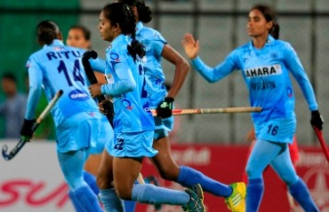 Indian women's hockey squad named for South Africa tour