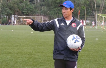 Lajong Appoints Gumpe Rime as Head of Youth Development