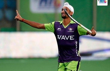 Delhi break losing streak, thrash Ranchi 7-2 in HIL