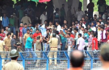 Bagan vs Lajong clash runs into security issue over police personnel availability