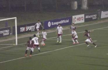 Lajong hold Bagan to 1-1 draw in a major I-League upset at Barasat