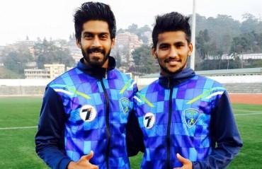 Ashutosh & Jayesh: inseparable in football, friendship and birthdays