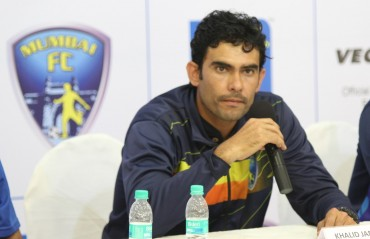 Khalid Jamil wants to take it one game at a time, starting tomorrow's Sporting Goa clash