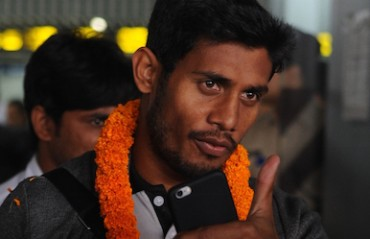PLAYER MOVES: Footballer Rahim Nabi joins Trinamool Congress