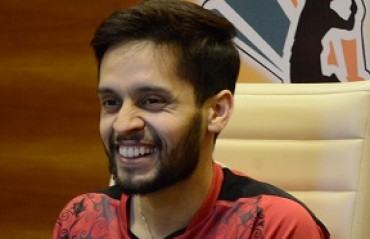 After four months of intensive training & rehab it feels great to be back in action: Kashyap