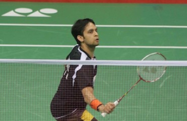 Kashyap makes a comeback with a first round win at German GPG, Srikanth & Sameer advance too