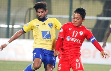 Frustrating draw adds to Mumbai's agony as Aizawl FC hold them 2-2 at Cooperage