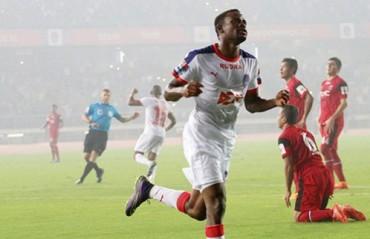 Delhi Dynamos loan out Gadze to a Helsinki club for one year