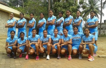 Hockey India Announces Indian Women Team For Hawke's Bay Cup 2016