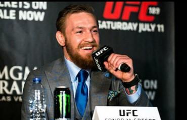 Conor McGregor vs. Nate Diaz Rematch In Plans for UFC 200